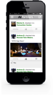 Novotel Twin Waters Event App