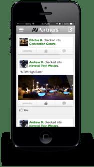 Novotel Twin Waters Event App